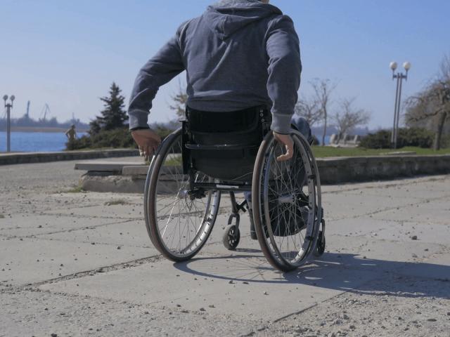 Deficientes físicos em Punta del Este