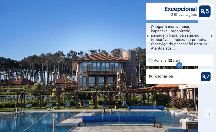 Hotéis de luxo em Punta del Este: Hotel Il Belvedere