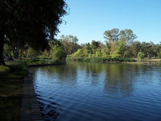 Parques em Montevidéu: Parque Rivera