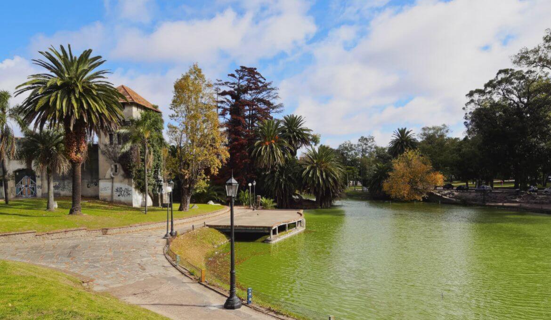 Parques em Montevidéu: Parque Rodó