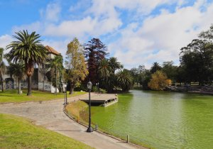 Quando ir para Montevidéu: Parque Rodó