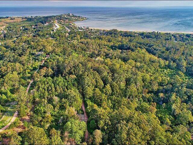 Parque Arboretum Lussich em Punta del Este