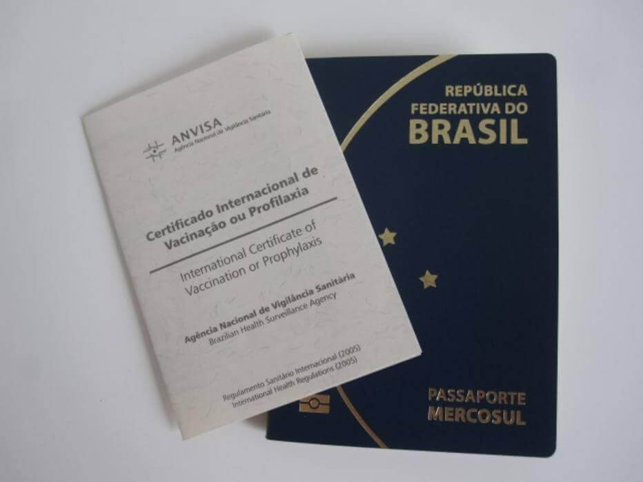 Vacinas e certificado de vacinação para Punta del Este e Uruguai: Passaporte e Certificado Internacional de Vacinação ou Profilaxia
