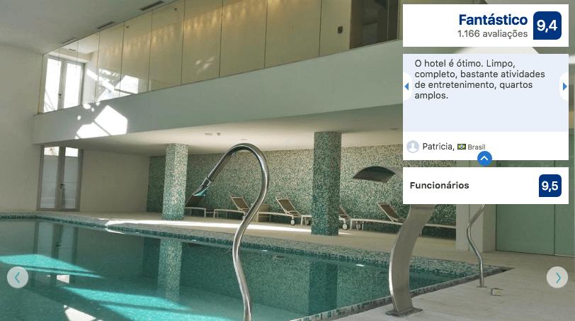 Hotéis de luxo em Punta del Este: The Grand Hotel