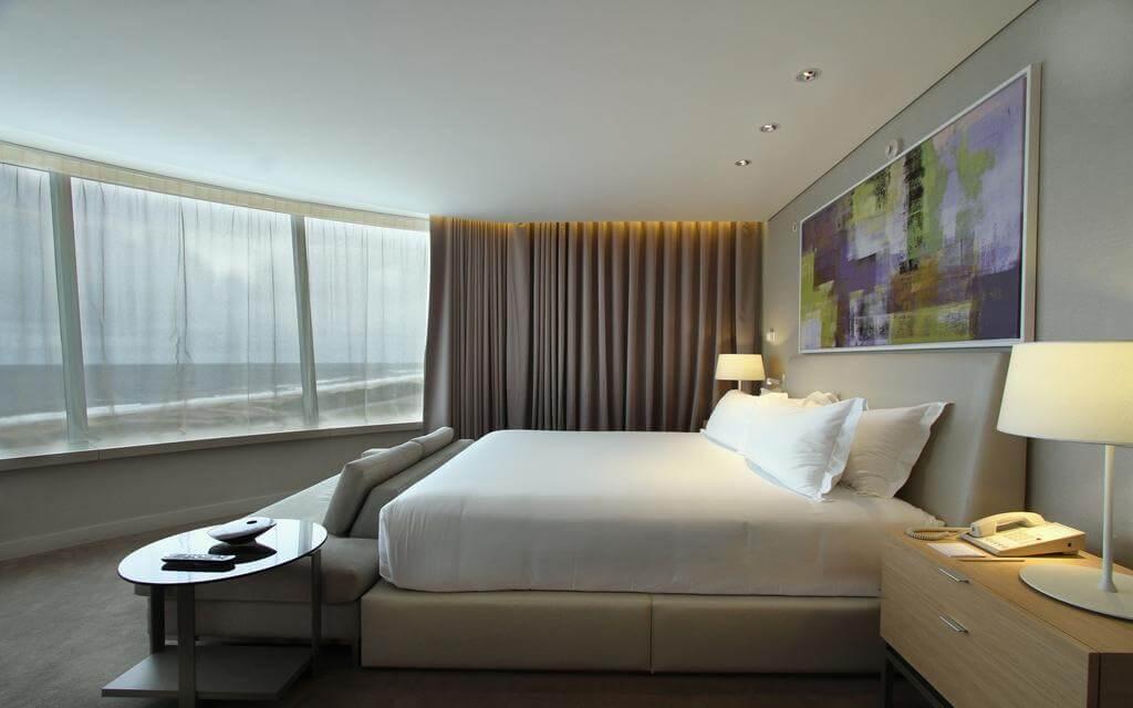 Hotéis de luxo em Punta del Este: The Grand Hotel - quarto