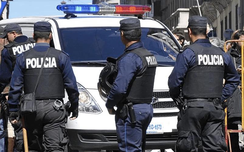 Dicas de segurança em Punta del Este: polícia