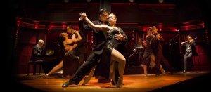 Punta del Este em abril: tango