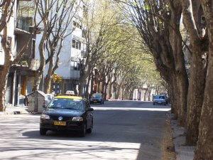 Dicas de segurança em Montevidéu: táxi