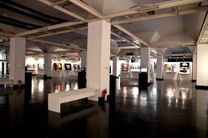Plaza Fabini em Montevidéu: Centro de Exposições Subte
