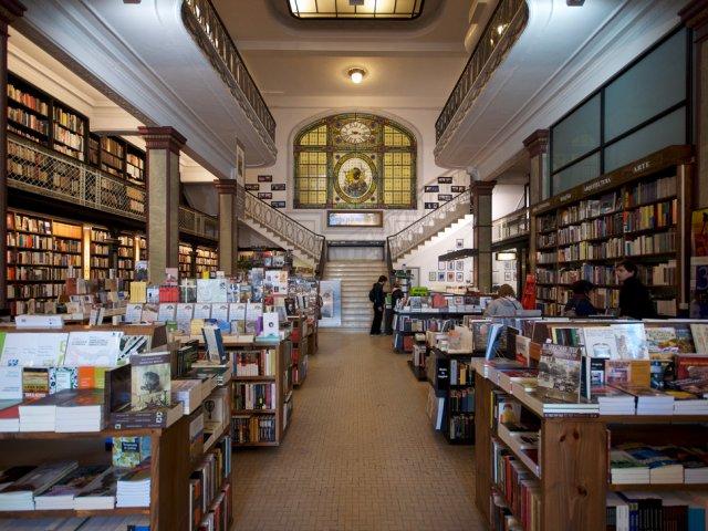 Livraria Más Puro Verso em Montevidéu
