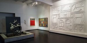 Museo Torres García em Montevidéu: interior