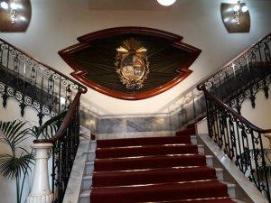 Museo de la Casa de Gobierno em Montevidéu: Edificio José Artigas