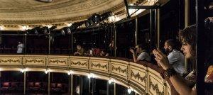 Teatro Solís em Montevidéu: visita guiada
