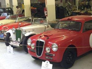 Museo La Antigua Estación em Punta del Este: carros