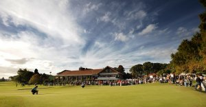 Campos de golfe em Montevidéu: Club de Golf del Uruguai: Club House do Club de Golf del Uruguay