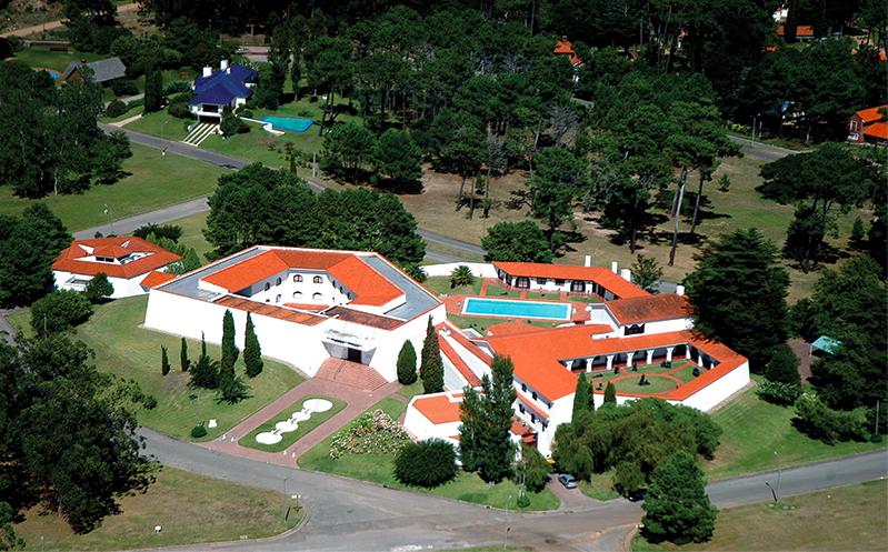 Museo Ralli em Punta del Este: espaço