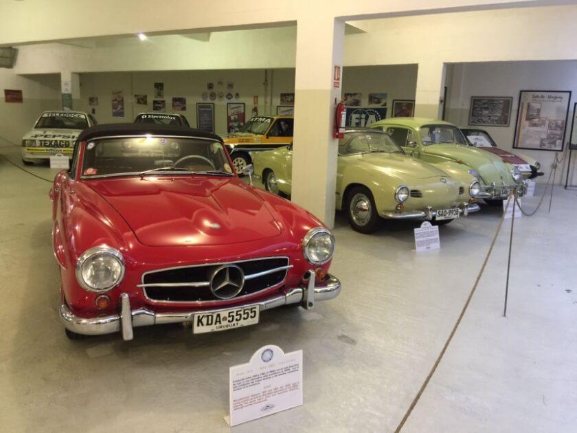 Museo La Antigua Estación em Punta del Este: exposição