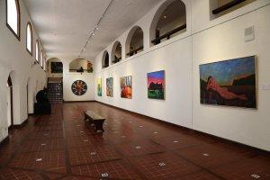 Museo Ralli em Punta del Este: obras