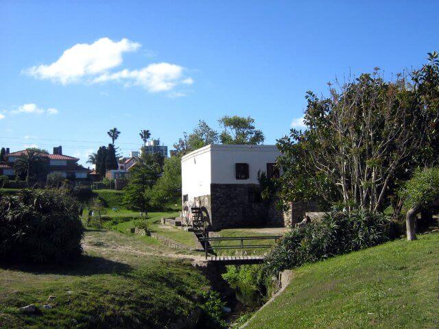 Parque Baroffio em Montevidéu
