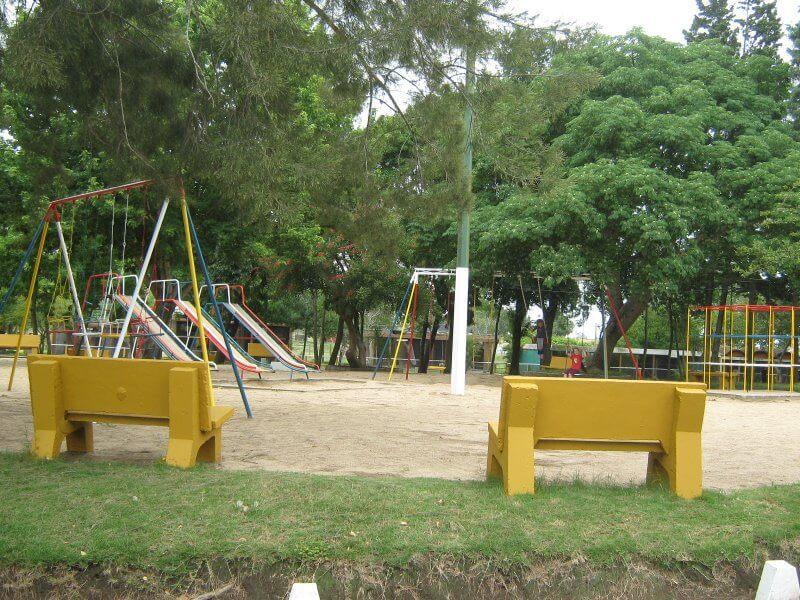 Zoo Parque Medina: playground