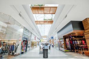 Portones Shopping em Montevidéu: lojas