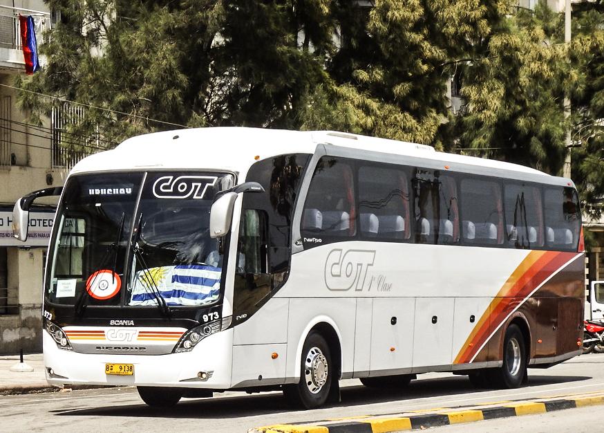Transporte no Uruguai