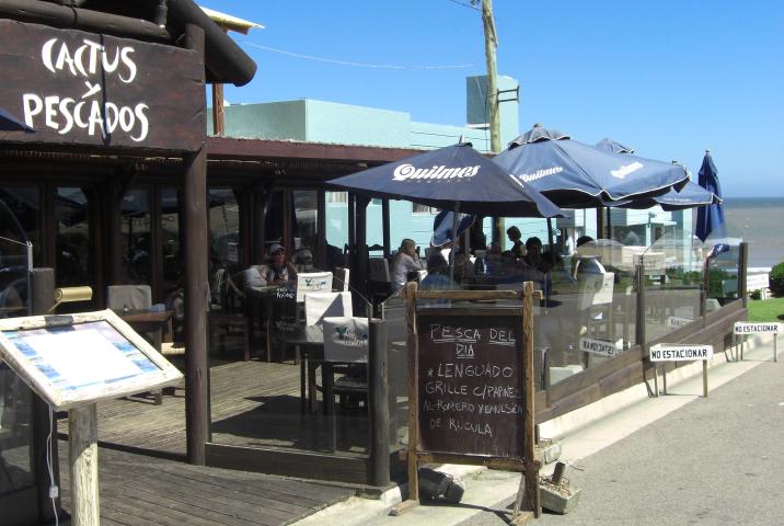 Ruta 10 em Punta del Este: restaurantes