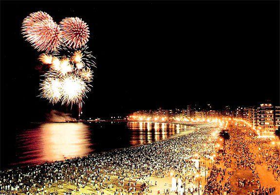 Feriados em Montevidéu em 2020: Ano Novo